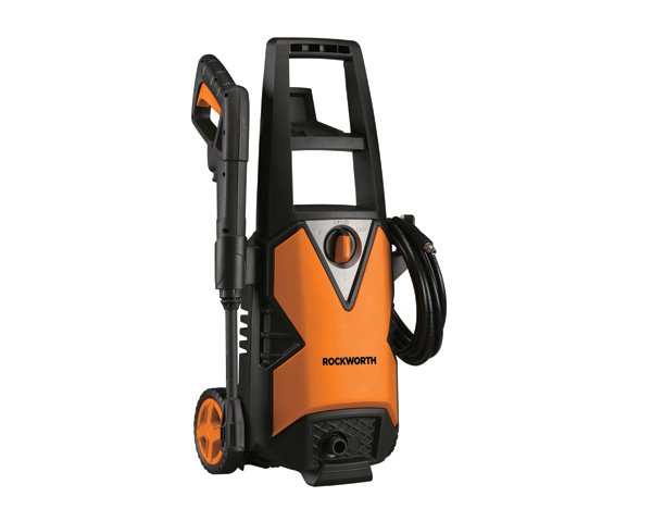 Rockworth High Pressure Washer 120Bar 1500W