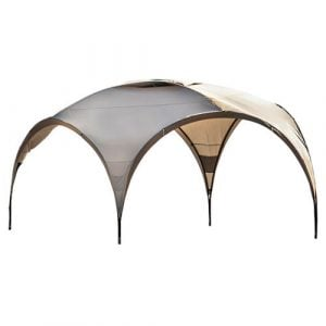 Kaufmann Gazebo Dome 3.5mx3.5m Without Sides | V0402450